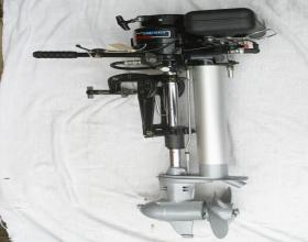 Seagull kingfisher outboard for Seagull outboard motor value