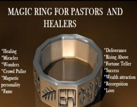 *** Magic Ring and wallet For Making - emapia.com